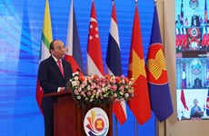 ASEAN Leaders' Vision Statement on A Cohensive And Responsive ASEAN