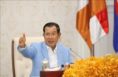 Cambodian PM urges ASEAN to take advantages of COVID-19-related opportunities