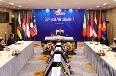Chairman's Statement of 36th ASEAN Summit