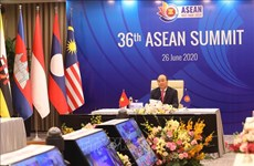 German, Austrian media highlight 36th ASEAN Summit