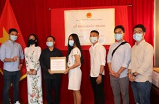 Face masks sent to help OVs in Canada prevent COVID-19