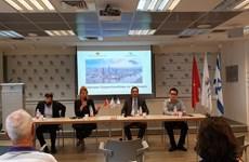 Vietnam, Israel boost business, investment partnership
