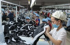Vietnam's trade surplus hits 4 billion USD in H1