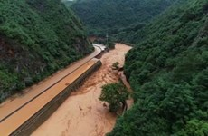 Flood in China not to affect Mekong River water level in Thailand