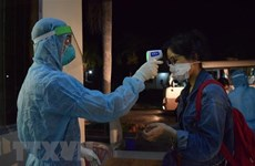 IMF hails Vietnam's anti-pandemic model