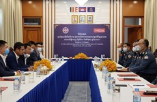 Metfone supplies teleconferencing system to Cambodia's gendarmerie