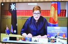 Special ASEAN-Australia ministers' conference stresses COVID-19 fight cooperation