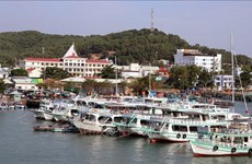 Ca Mau to launch first express boat service to Nam Du and Phu Quoc next week