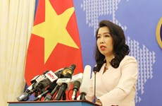 Vietnam wants Hong Kong to become stable and thrive: spokesperson