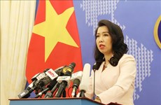 Vietnam, Cambodia resolve to prevent community spread of COVID-19: spokesperson
