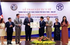 Hanoi-US cooperation milestones