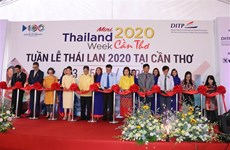 Mini Thailand Week 2020 opens in Can Tho