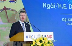 US Ambassador hails Vietnam-US cooperation over 25 years of relations