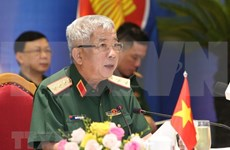 Vietnam, Russia boost bilateral defence cooperation
