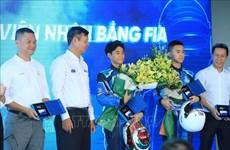 32 Vietnamese racing drivers receive licences