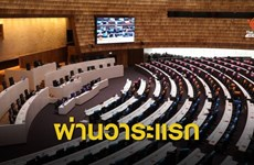 Thai House passes budget bill for 2021 fiscal year
