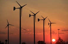 Thailand's Gulf Energy Development PLC buys two wind power farms in Vietnam