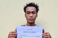 Three arrested for illegally sending people abroad