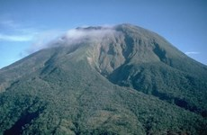 Philippines raises alert level for Bulusan volcano