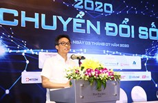 Vietnam to go digital or lose out: Deputy PM Dam