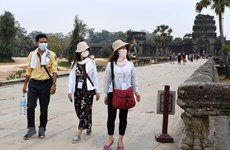 Cambodia's tourism to get post-pandemic support for recovery