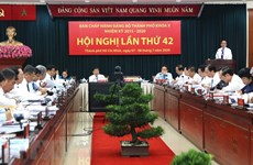 HCM City striving to remain Vietnam's economic locomotive