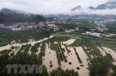 PM offers sympathy to China over severe floods