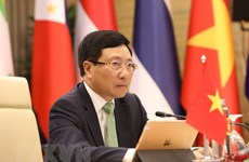 Japan, Vietnam to co-chair 13th Mekong - Japan Ministerial Meeting