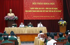 April 30 victory manifests Vietnamese people's power: Symposium