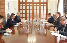 ASEAN, Ukraine heighten multi-faceted collaboration