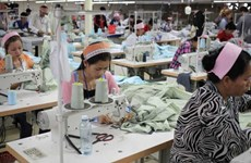 Cambodia's garment-textile exports reach 3.7 billion USD in H1
