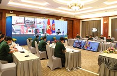 Vietnam joins virtual ASEAN Chiefs of Army Multilateral Meeting