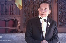 Thai PM confirms to reshuffle cabinet
