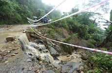Natural disasters cause multi-million USD damage to northern mountainous region