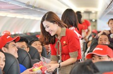 Thai Vietjet offers super-saver fares for its all 13 routes in Thailand