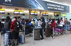 Over 340 Vietnamese citizens repatriated from UK