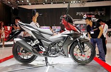 Motorbike sales drop 30.7 percent in Q2