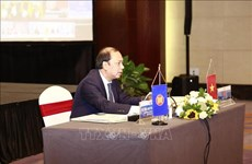 ASEAN officials mull building ASEAN recovery framework