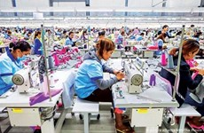 Cambodia supports 170,000 workers in garment, tourism sectors