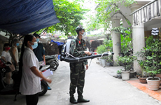 Hanoi records 868 dengue fever cases since beginning of 2020