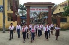 Thai Nguyen to spend 1.55 million USD to upgrade remote schools