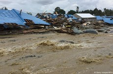 Indonesia: Death toll in flash flood rises to 21