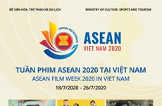 ASEAN Film Week 2020 to screen nine movies
