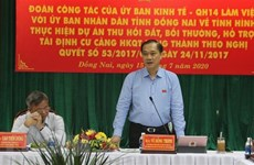 Dong Nai urged to maintain resources for land clearance for Long Thanh airport