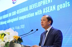 ASEAN looks to boost sub-regional development