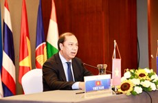 ASEAN, Indian senior officials gather at online 22nd meeting