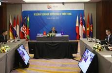 Building ASEAN Community remains top priority: Senior ASEAN officials