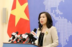 All countries have common obligation, interest in respecting int'l law: spokeswoman