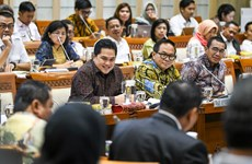 Indonesian House of Representatives approves assistance funds to SOEs