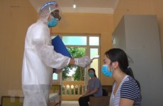 Vietnam records another imported COVID-19 case